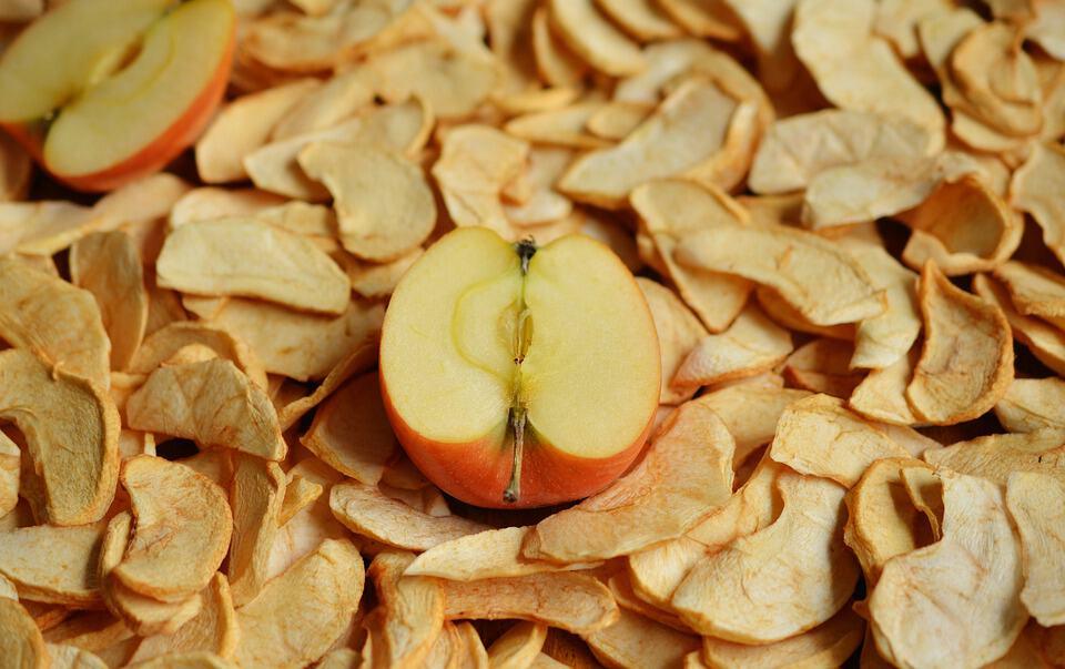 Jak na sušení ovoce a zeleniny