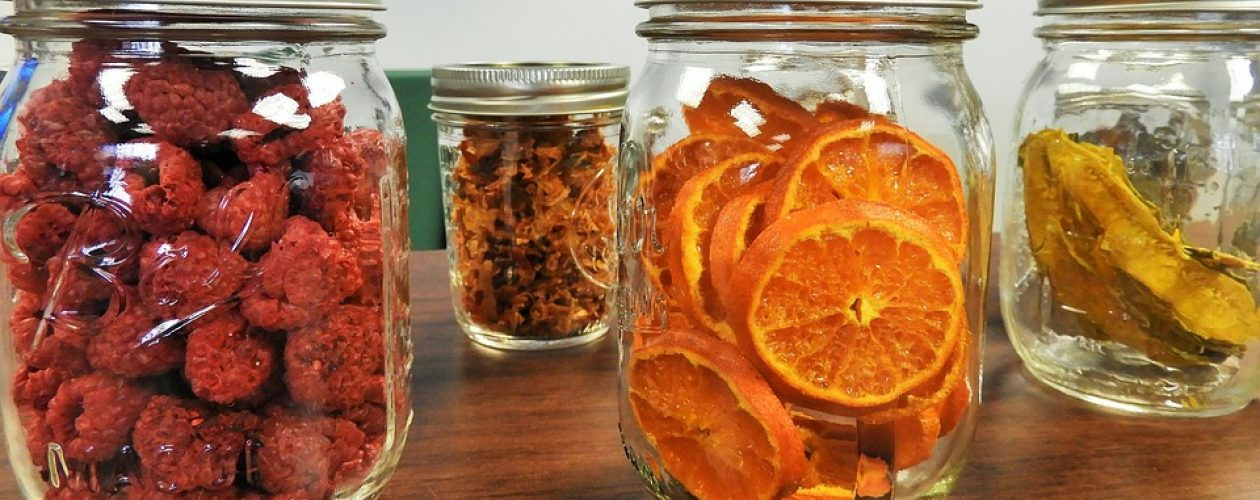Jak na sušení ovoce a zeleniny? Vyvarujte se chybám