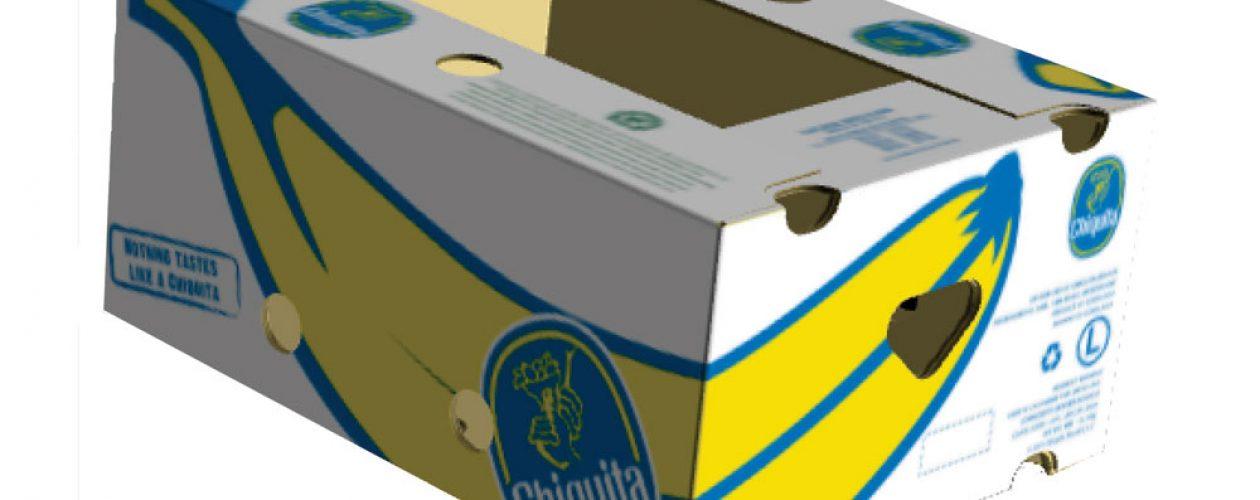 Půjčovna banánových krabic na stěhování