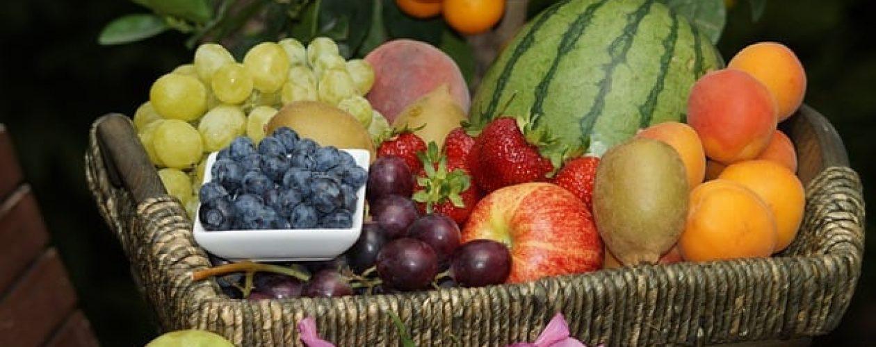 Čerstvé ovoce a zelenina do práce